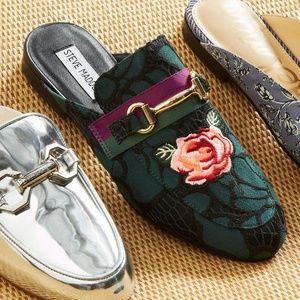 STEVE MADDEN Kandi Floral Slip-on Loafer